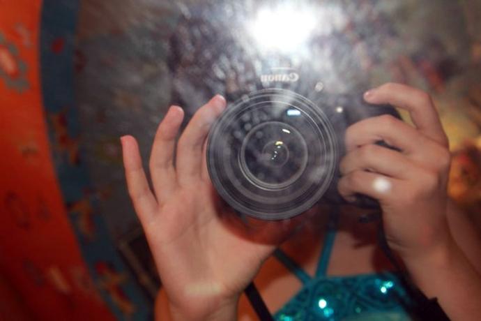 как сфотографироваться на аву: