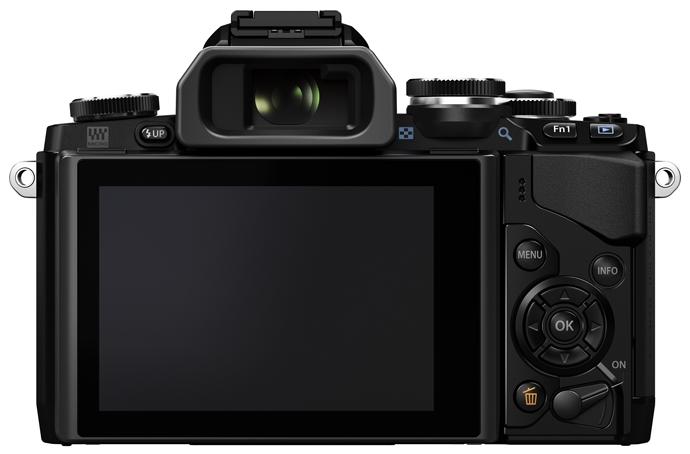 Обзор камеры Olympus OM-D E-M10