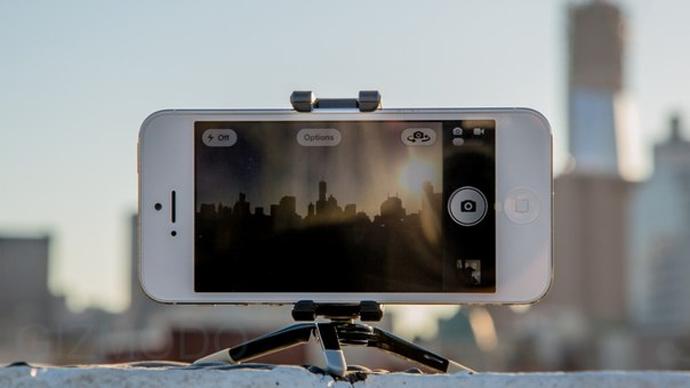 Как фотографировать на айфоне