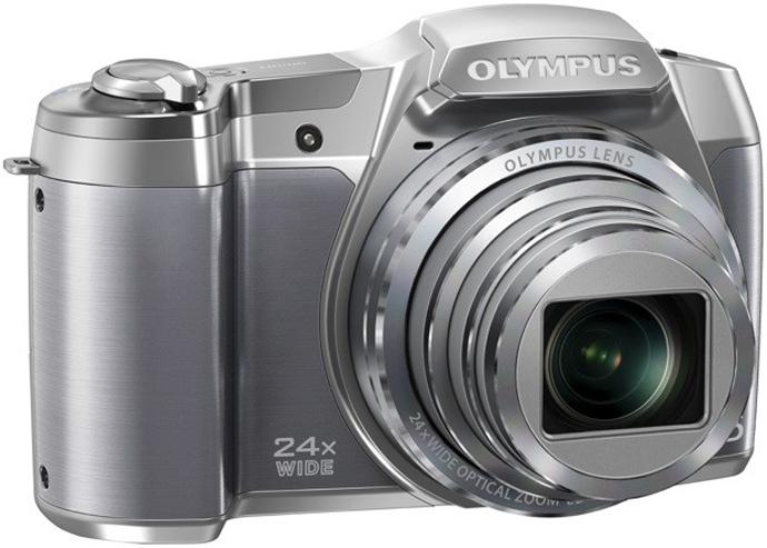 Обзор суперзума Olympus SZ-15