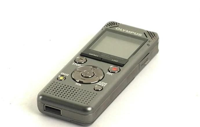 Обзор цифрового диктофона Olympus WS-812
