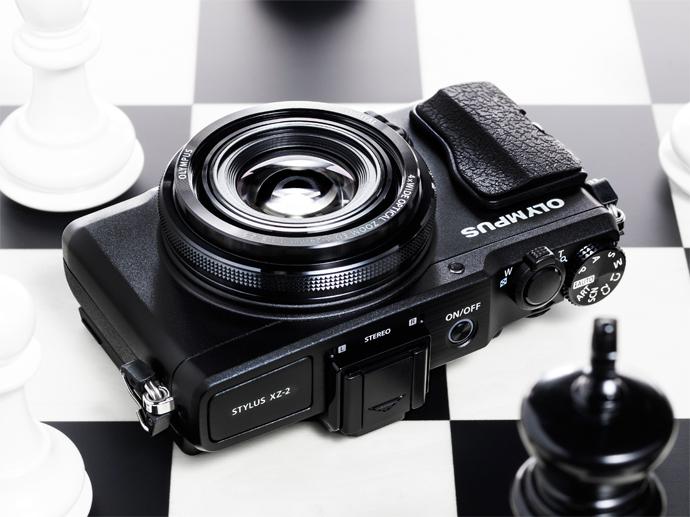 Обзор фотоаппарата Olympus Stylus XZ-2