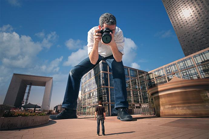 Как красиво фотографировать людей