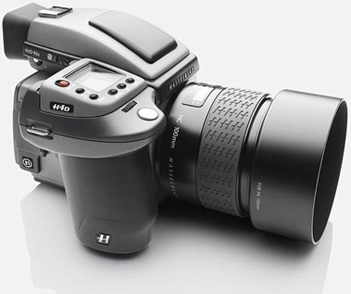 Среднеформатные цифровые фотоаппараты