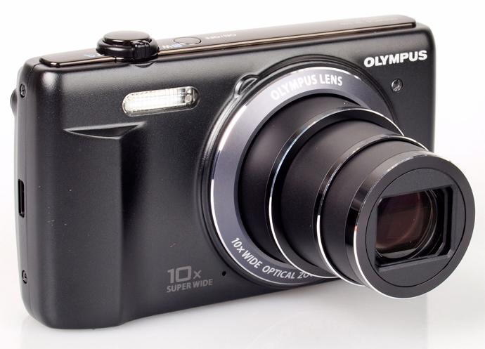 Обзор фотоаппарата Olympus VR-340