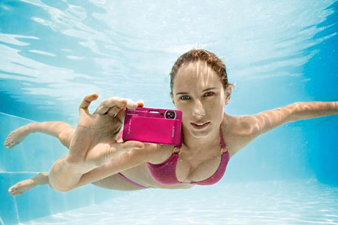 Как выбирать подводные фотоаппараты