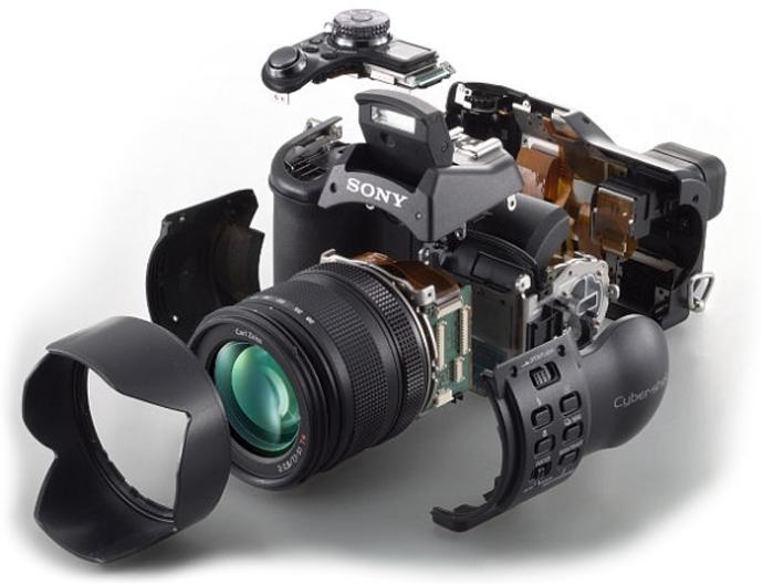 Как отремонтировать фотоаппарат своими руками
