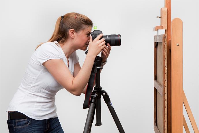 Техника фотографирования зеркальным фотоаппаратом