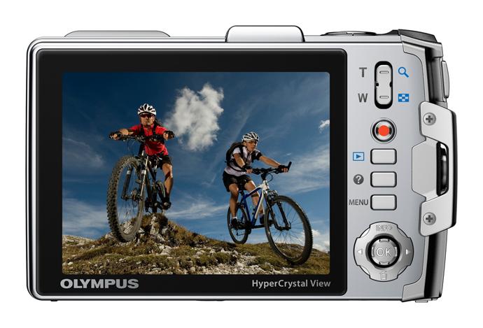 Защищенная камера Olympus TOUGH TG-810
