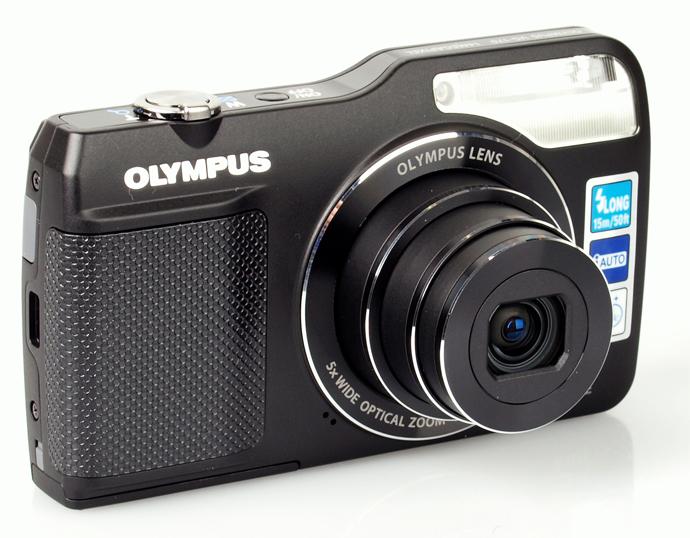 Обзор фотоаппарата Olympus VG-170