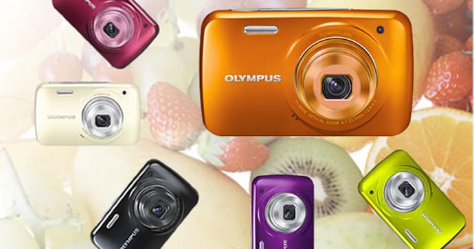 Обзор фотоаппарата Olympus VH-210