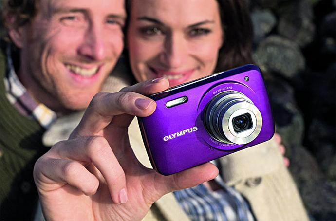 Обзор фотоаппарата Olympus VH-210Обзор фотоаппарата Olympus VH-210