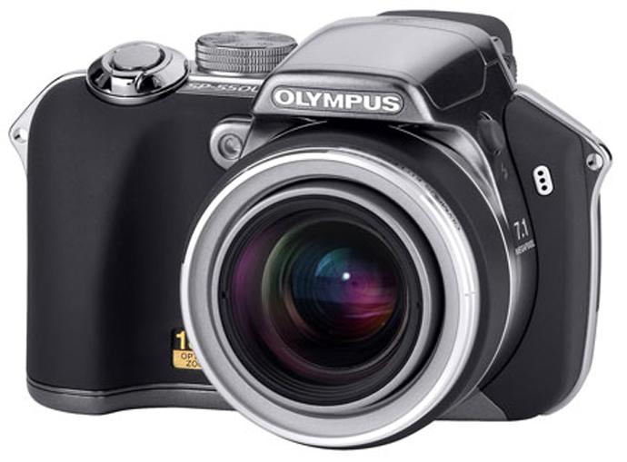 Фотоаппарат Olympus SP -560UZ