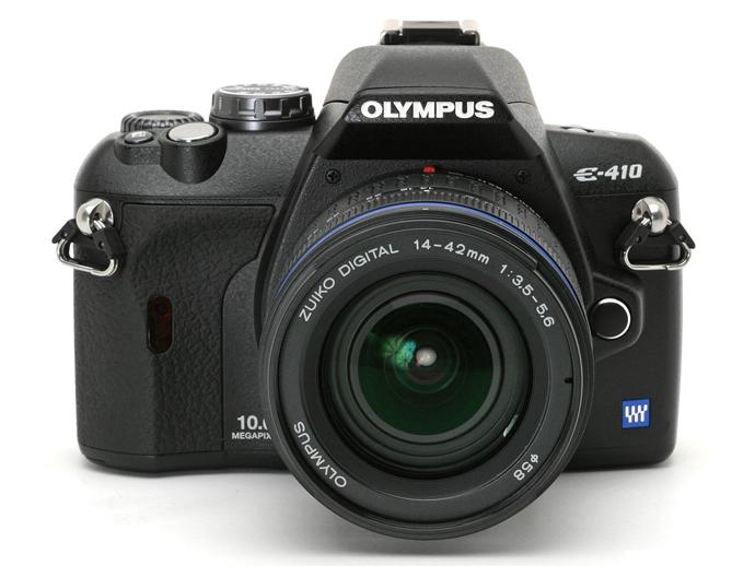 Фотоаппарат Olympus E410