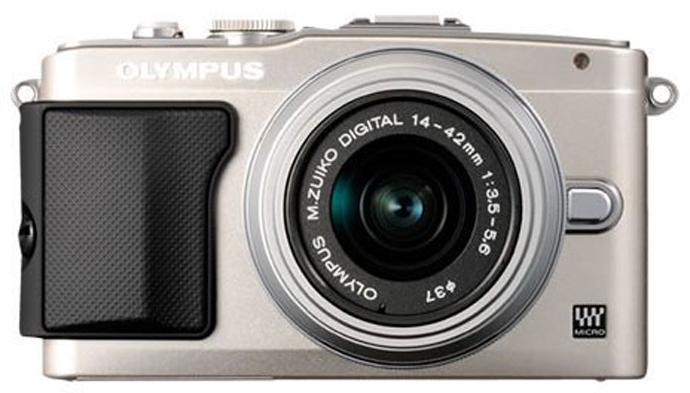 Фотоаппарат Olympus PEN E-PL6