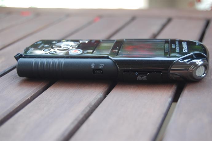 Диктофон Olympus LS-20M: новые возможности
