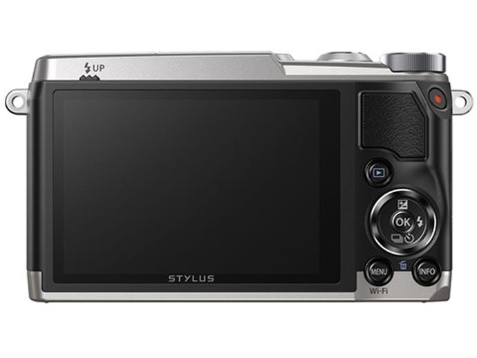 Фотоаппарат Olympus Traveller Stylus SH-1