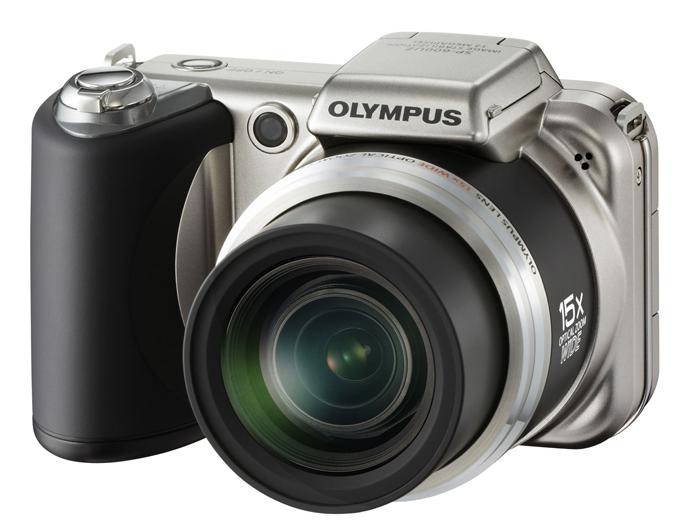 Обзор фотоаппарата Olympus SP-600UZ