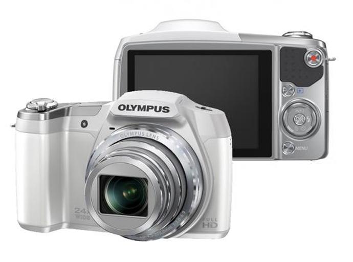 Компактный фотоаппарат Olympus SZ-16