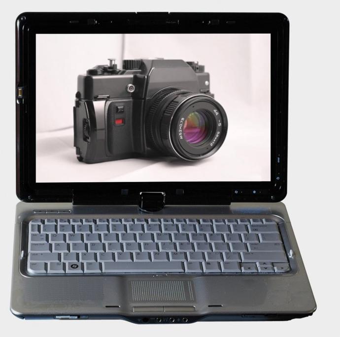 Как сфотографировать экран ноутбукаКак сфотографировать экран ноутбука