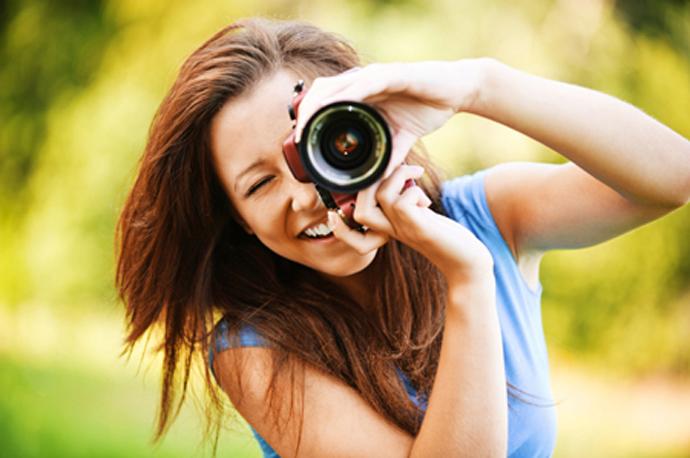 Разница зеркального и цифрового фотоаппарата