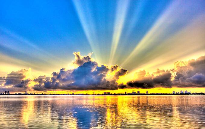 Как правильно фотографировать рассвет и закат