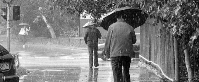 Почему плохая погода идеально подходит для фотосъемки
