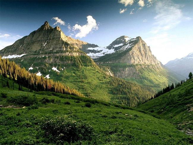 Как фотографировать в горах правильно