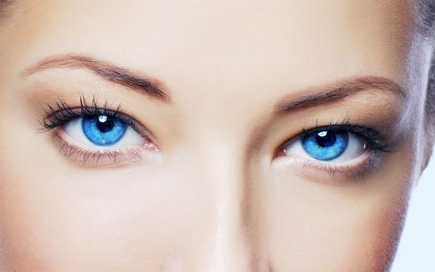 Как фотографировать глаза правильно