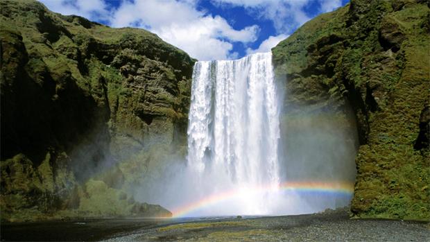 Как красиво фотографировать водопад